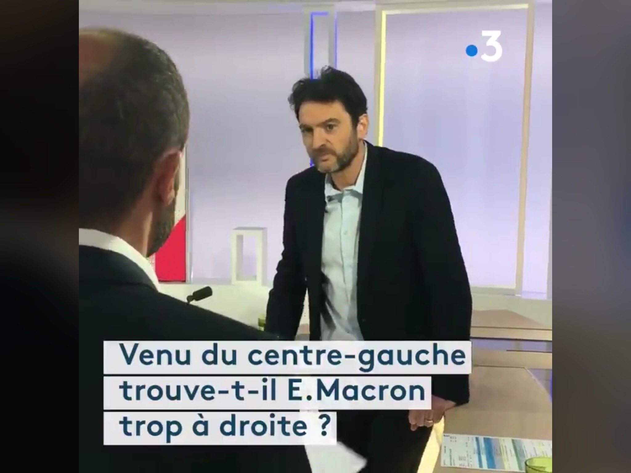 France 3 Bretagne – La réforme version Macron